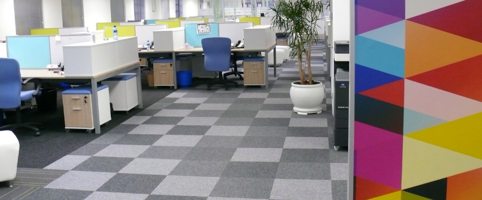 Office design tips: How to choose the right flooring for your office [Part 3]
